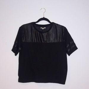 Zara trafaluc black top